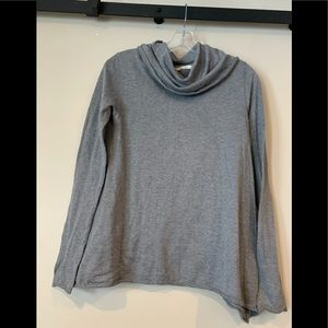 RACHEL Rachel Roy cowl neck cotton knit top